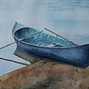 Solitude Print by Patsy Sharpe