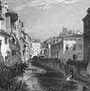 Spain: Grenada, 1833 Print by Granger