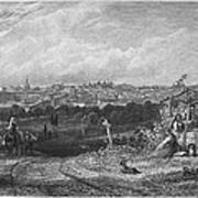 Spain: Madrid, 1833 Print by Granger