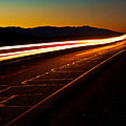 Speed Of Light Print by James Marvin Phelps