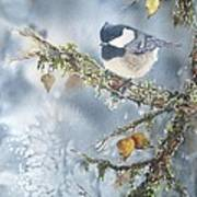 Spring Thaw Print by Patricia Pushaw