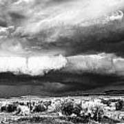 Storm Clouds Print by Greg Jones