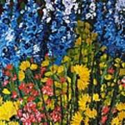 Summer Colours Print by Shilpi Singh