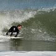 Surfing 398 Print by Joyce StJames