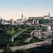 Tallinn Estonia - Formerly Reval Russia Ca 1900 Print by International  Images