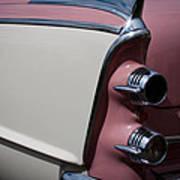 The 1955 Dodge Royal Lancer Sedan Print by David Patterson