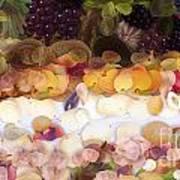 The Fruit Print by Odon Czintos