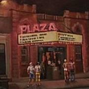 The Plaza Print by Tom Shropshire