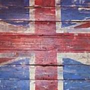 The Union Jack Print by Anna Villarreal Garbis