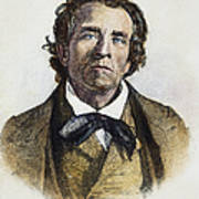Theodore Weld (1803-1895) Print by Granger