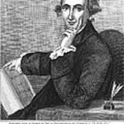 Thomas Paine (1737-1809) Print by Granger