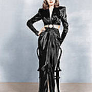 To Have And Have Not, Lauren Bacall Print by Everett