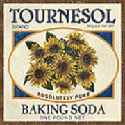 Tournesol Baking Soda Print by Debbie DeWitt