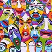 Tristes Print by Mario Fresco