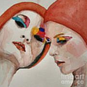 True Colors Print by Paul Lovering