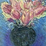 Tulips Print by Hillary McAllister