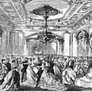 Union League Club, 1868 Print by Granger