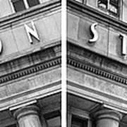 Union Station Print by Donald Schwartz