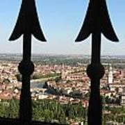 Verona- View Print by Italian Art