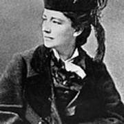 Victoria Woodhull 1838-1927, Early Print by Everett