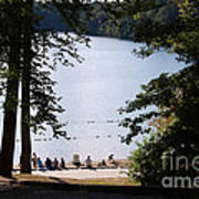 Walden Pond Print by John Small