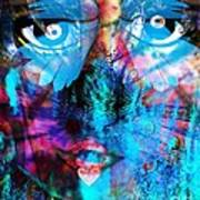 Wandering Thoughts - Untitled Desire Print by Fania Simon