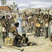 West Indies: Slavery, 1833 Print by Granger