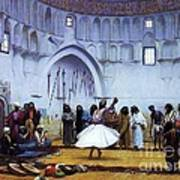 Whirling Dervishes Print by Pg Reproductions