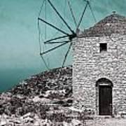 Windmill Print by Joana Kruse