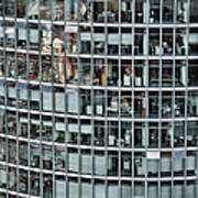 Windows Again, Berlin Print by Eike Maschewski