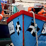 Working Harbour Print by Terri Waters