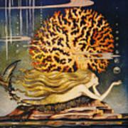 Andersen: Little Mermaid Print by Granger