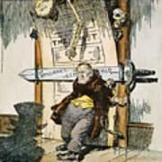 Skeletons Of Malfeasance Print by Granger