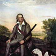 John James Audubon Print by Granger