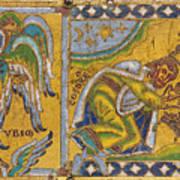 Heraclius (c575-641 A.d.) Print by Granger