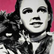 - Dorothy - Print by Luis Ludzska