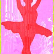 Ballet Dancer Print by David G Paul