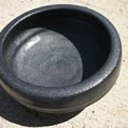Bowl On Wheel A Print by Leahblair Jackson