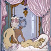 Dangerous Liaisons Print by Georges Barbier