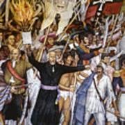 Mexico: 1810 Revolution Print by Granger