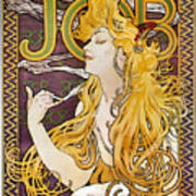 Mucha: Cigarette Papers Print by Granger