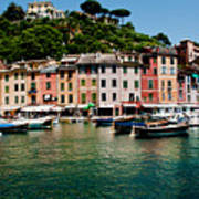 Portofino Italy Print by Xavier Cardell