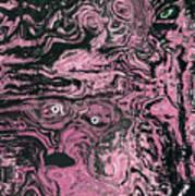 Soul Felt Print by  Laurie Homan