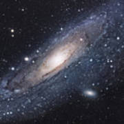 The Andromeda Galaxy Print by Robert Gendler