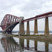 The Forth - Scotland Print by Mike McGlothlen