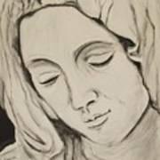 The Madonna Print by Jean Billsdon