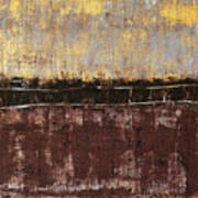 Untitled No. 4 Print by Julie Niemela