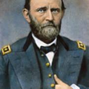 Ulysses S. Grant (1822-1885) Print by Granger