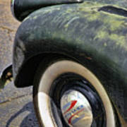 1946 Chevy Pick Up Print by Gordon Dean II