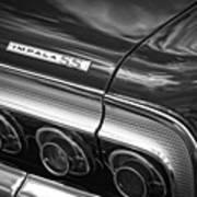 1964 Chevrolet Impala Ss Print by Gordon Dean II